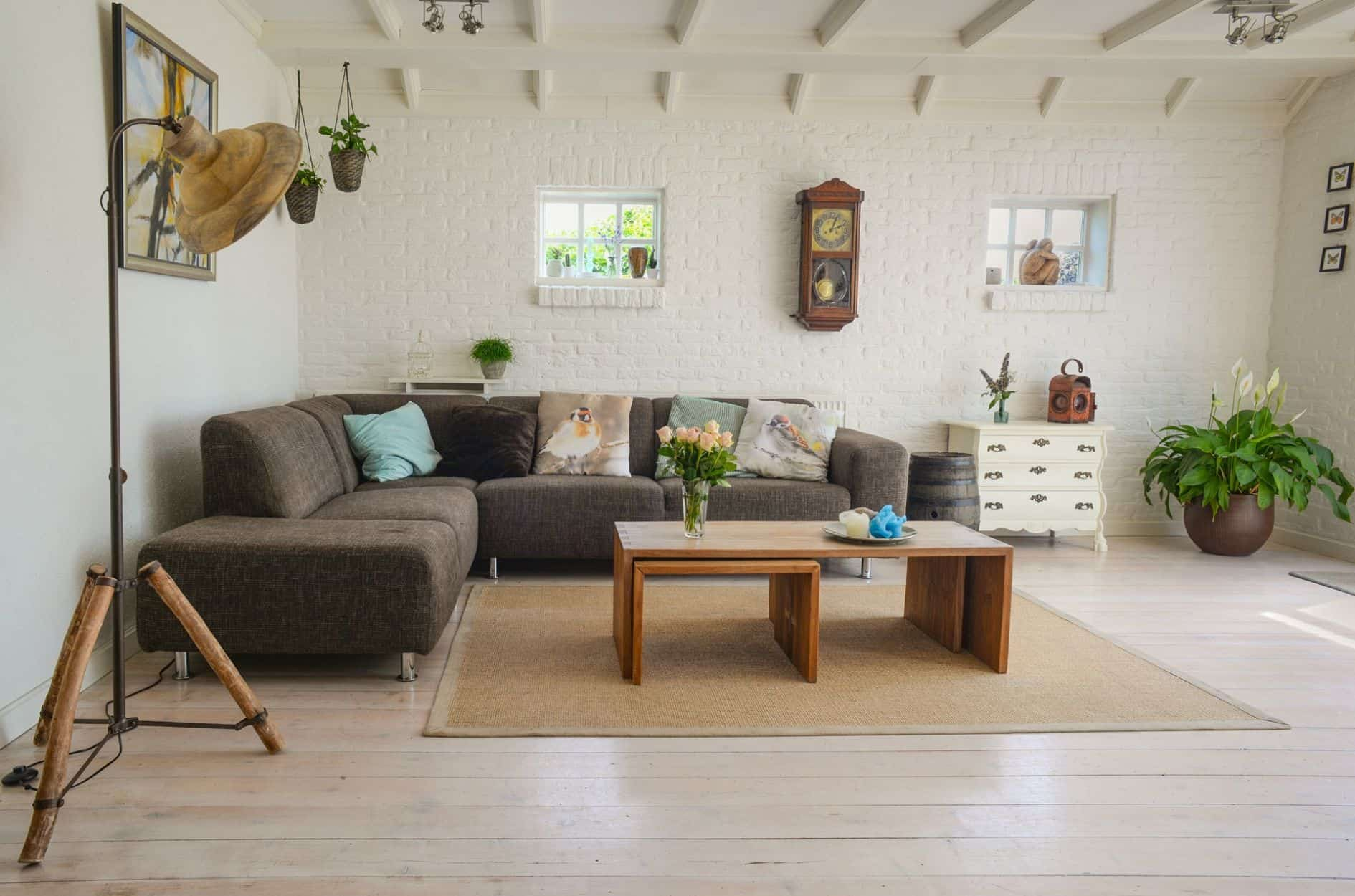 Los Angeles real estate blog - A beautiful living room